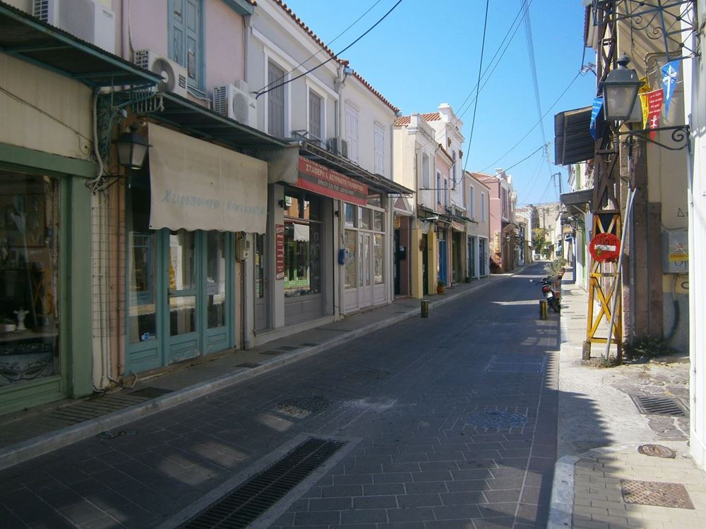 Picture of Two Storey Shop - Lesvos - City of Mytilini
