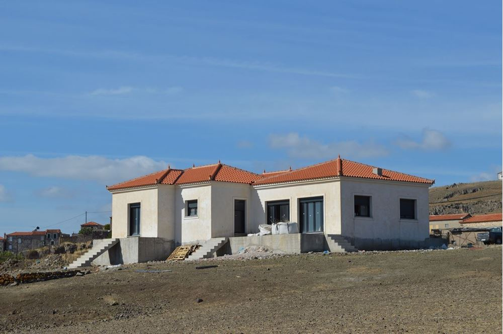 Picture of Plot and House - Lesvos - Agia Paraskevi