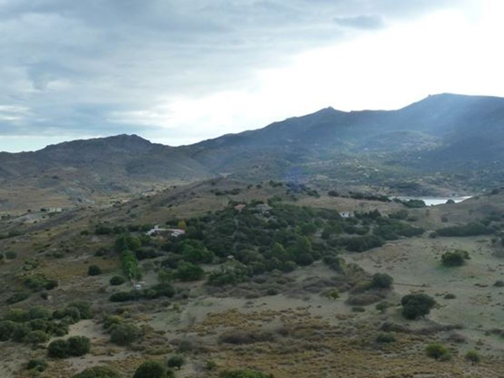 Picture of Land Plot - Lesvos - Molyvos