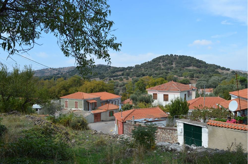 Picture of Land Plot - Lesvos - Antissa - Vatousa
