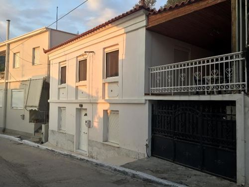 Picture of Two storey house  - Lesvos - Loutra