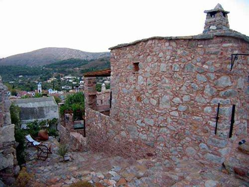 Picture of Traditional Restorated Two Storey House - Chios - Kardamyla