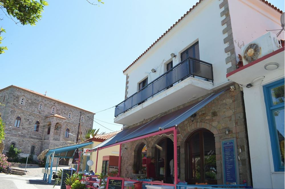 Picture of Two Storey Building - Lesvos - Sigri