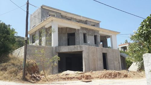 Picture of Two Storey House (unfinished) - Chios - Karfas